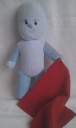 Adorable Talking & Singing 'Igglepiggle' In the Night Garden Plush Toy
